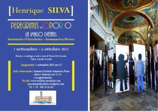 Henrique Silva e peregrinos